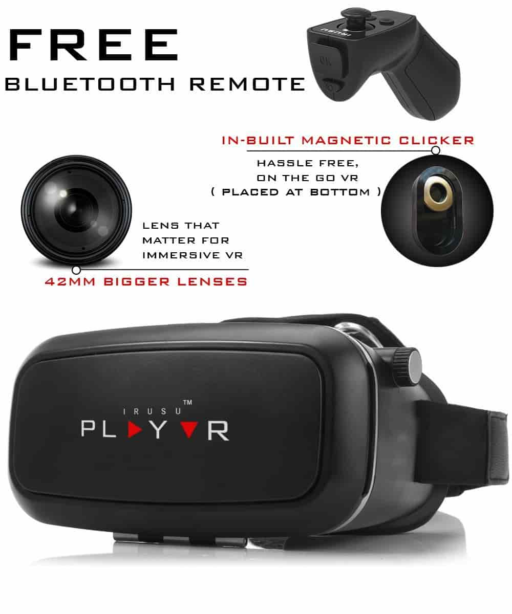PLAYVR PLUS  – VR Headset