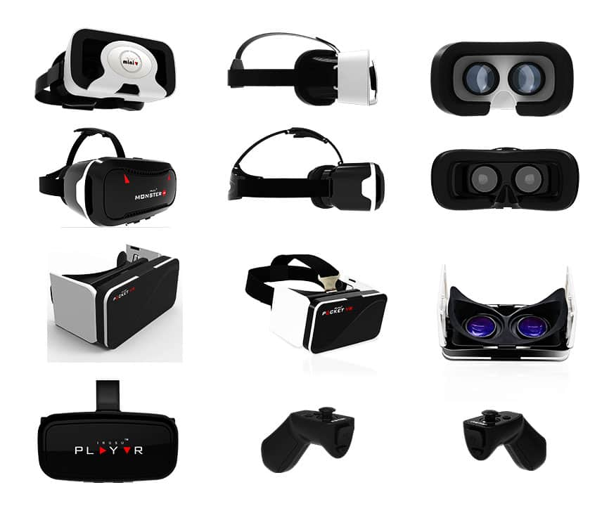 Best vr headsets for mobiles
