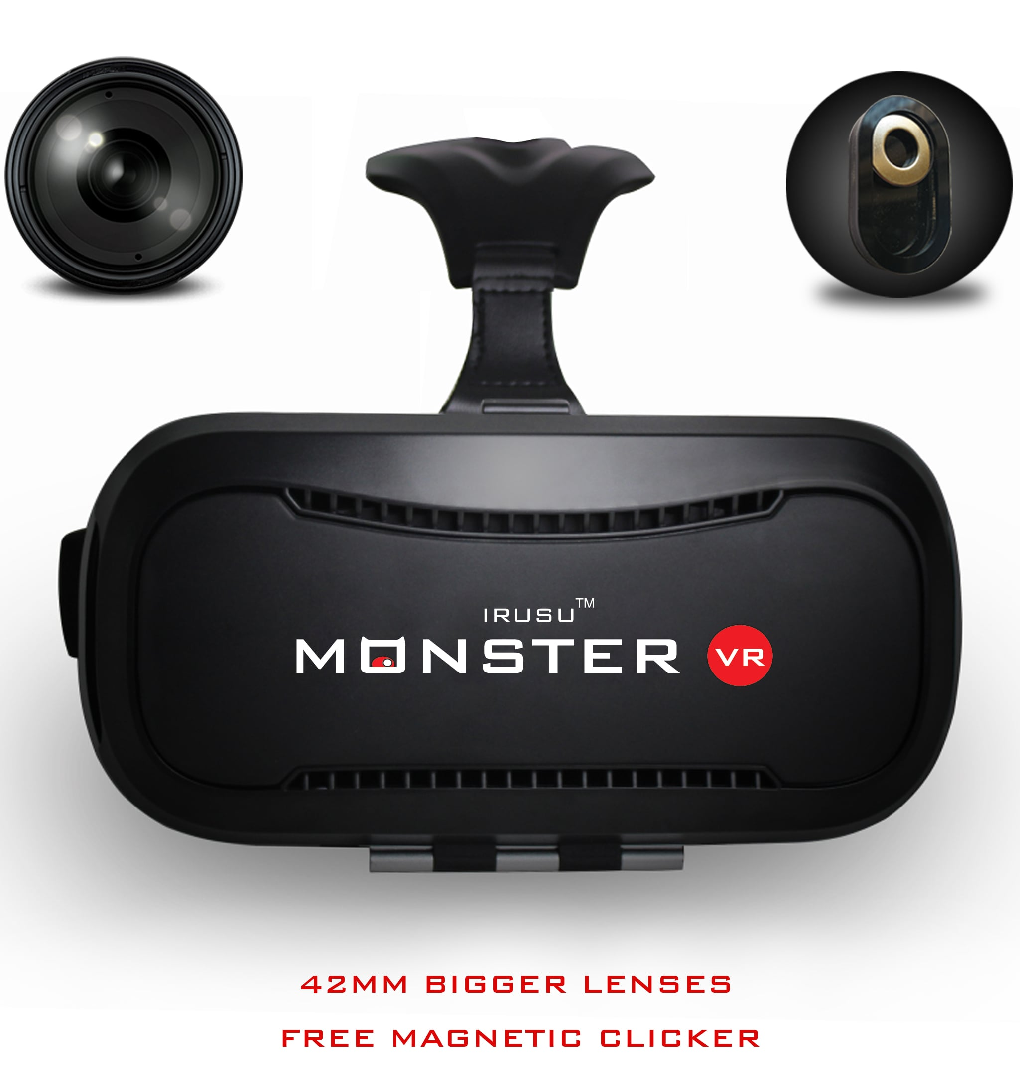 Irusu Monster vr headset without remote