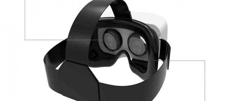 3d virtual reality headset for mobiles in india