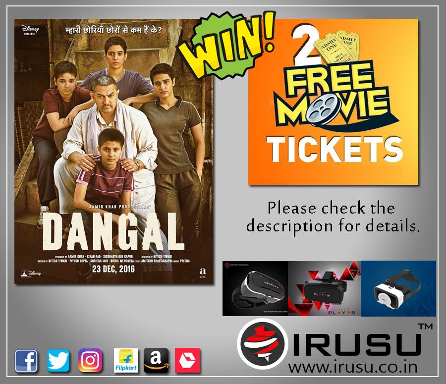 dangal tickets,vr headset india,share pictures,vr headset online,vr headset giveaway