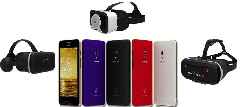 vr headsets,asus zenfone vr compatible mobiles,vr headsets for asus zenfone