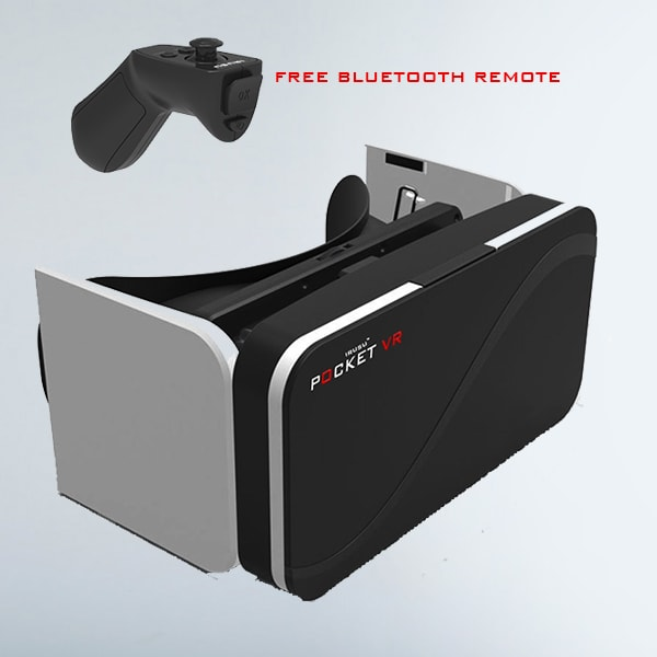 Irusu Pocket VR-Foldable VR headset