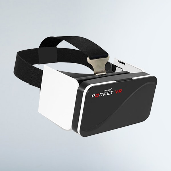 Irusu PocketVR (No Remote)-Foldable