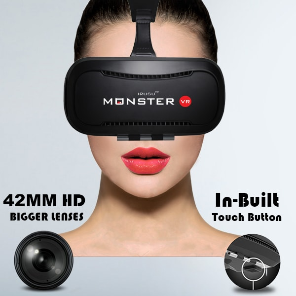 Irusu Monster vr without remote