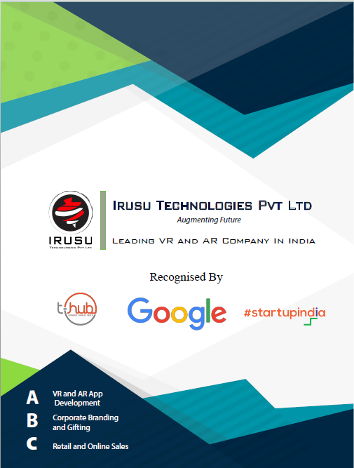 Irusu is Leading vr and ar company in india,virtual reality